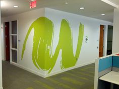 big wall graphics