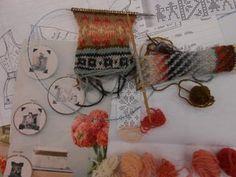 Feral Knitter blog