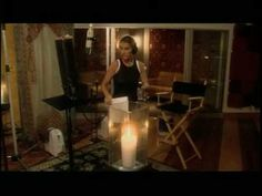 Linda Perry producing Celine Dion when recording My Love a song Linda wrote .insightful session ;)