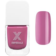 mcginni color, pink nails