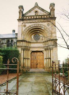 Jewish Synagogue - Scotland