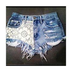 diy shorts     ❤