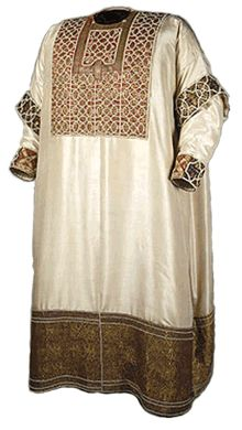 design motifs - Extant originals - extant period garments