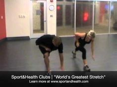 Sport&Health Clubs: World's Greatest Stretch (+playlist)
