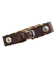 Concho Leather Belt $149