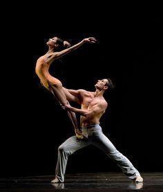 Yuan Yuan Tan and Damian SmithSan Francisco Ballet