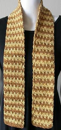 Free Crochet Pattern Chenille Scarf : Mens Scarf - Free Crochet Patterns on Pinterest Scarf ...