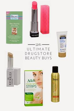 My Thirty Spot: Beauty(drug store beauty buys)