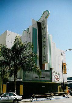 Studio Theater - San Jose, California