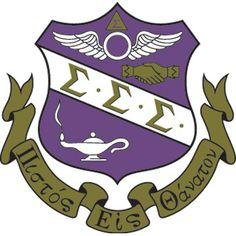 I am a proud Tri-Sigma Alumna!