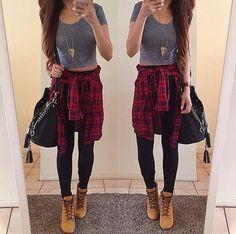 Outfits con botas Timberland en los que no te importar??a gastar todo tu dinero