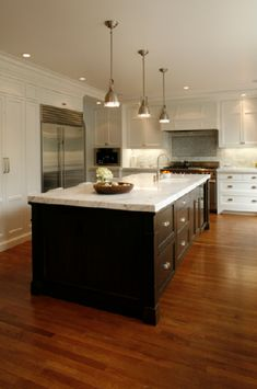 White counter tops :)