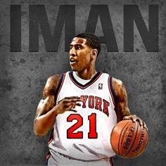 Iman Shumpert.... 25 Points last night... I Love this Guy #knicks #basketball #nba