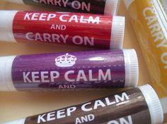 Lip balm as favours?