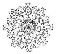 Mandala Coloring Pages to Print
