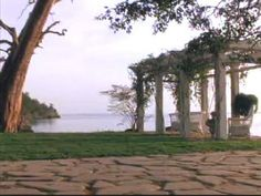 Arbor of the house from the movie Practical Magic.