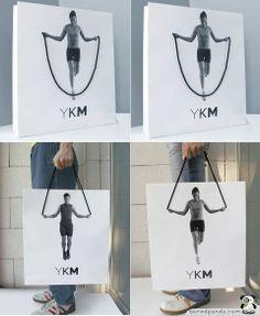 Whimsical Shopping Bag #3