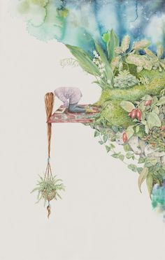 Illustrations by Carmel Seymour   iGNANT.de