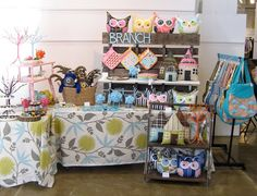 craft booth