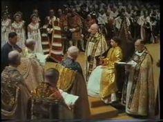 Coronation of Queen Elizabeth the Second in 1953 (Part 3/7)