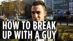 SUBSCRIBE to our YouTube channel and learn how to break up with someone the RIGHT way: http://whm.ag/WHYouTube