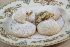 Almond Ravioli