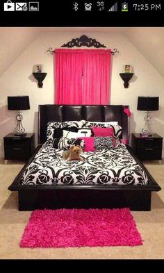 Cuartis para mi on pinterest girl bedrooms purple rooms for Recamara infantil nina