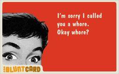 friends, laugh, humor, whore, vintag funni