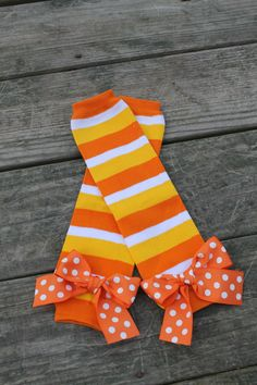 Halloween Leg Warmers fall leg warmers by SweetCarolineCrafts, $11.99