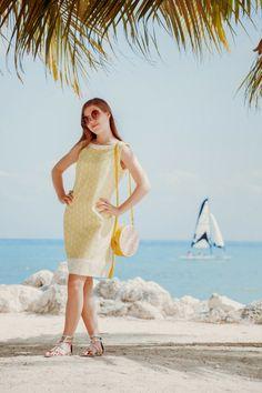 .Amy Stebbins...living a fashionable life. : Sunshine State Shift Dress