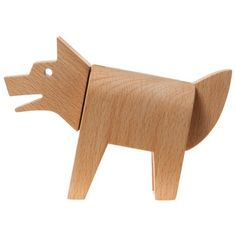Interchangeable Dovetail Dog
