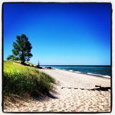 Lake Michigan #puremichigan