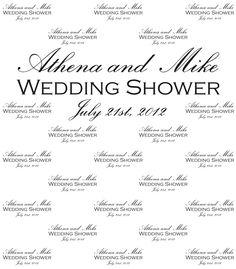 Athena & Mike's Wedd