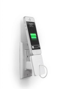 Tip for 21st century hostesses: Set up a couple of charging stations for guests. They'll love you for it.