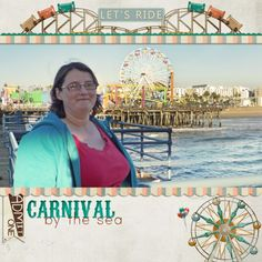 Fun at the Pier ©Maree Mulreany 2012