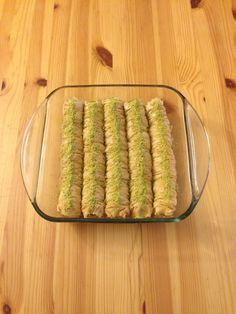 How to Make Baklava Rolls