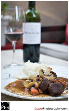 Julia Child's Classic Beef Bourguignon