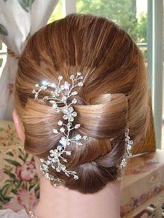 holiday hair, tiara, vine, wedding updo, hair pieces, wedding hairs, bridal hair, wedding hair styles, wedding headpieces