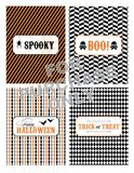"""Halloween Candy Bar Wrappers  from the Eye Candy Shop at EyeCandyCelebrations.com! New printable collection featuring #BelezaDesign. Use offer code """"HALFREE"""" at checkout to redeem one FREE printable! (Offer excludes full Halloween set)"""