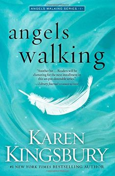 Angels Walking: A Novel by Karen Kingsbury http://www.amazon.com/dp/1451687478/ref=cm_sw_r_pi_dp_PDAlub0G5QFES