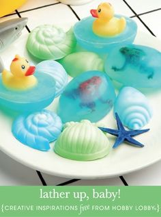 Life can be a soap opera, so come clean using our versatile soap making supplies!
