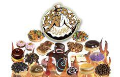 voodoo donut, magic, portland trip, doughnuts, mobiles, place, hole, portland oregon, voodoo doughnut