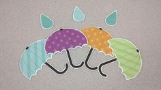 Ten Little Umbrellas with audience participation (raindrops!) - and many other book/storytime/prop ideas.