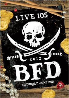 Live 105 BFD with headliners Jane's Addiction, Cake, Garbage, and more.