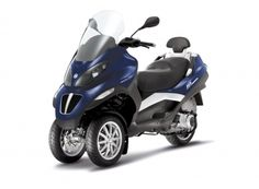 Piaggio Scooters :: Scooters :: Photos :: Mp3 400