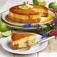 Leche flan Cheese Cake.