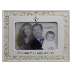Me & My Godparents Photo Frame #CatholicCompany
