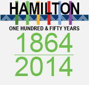 150 Years of Hamilton (New Zealand)