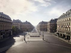 """""""Silent World"""" is a series of photographs from Paris-based photographers Lucie and Simon"""