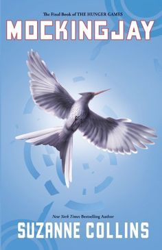 Mockingjay (The Hunger Games  Book 3): http://www.amazon.com/Mockingjay-The-Hunger-Games-Book/dp/159413586X/?tag=martiexpo-20
